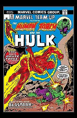 Marvel Team-Up (1972-1985) #18