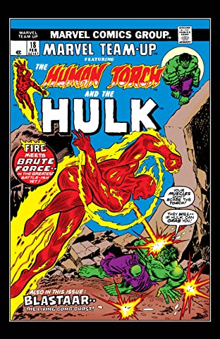 Marvel Team-Up (1972-1985) No.18