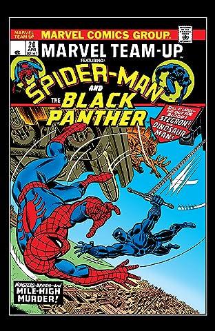 Marvel Team-Up (1972-1985) #20