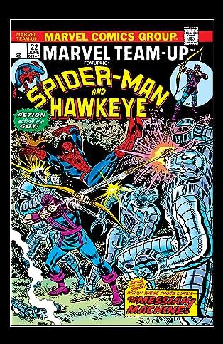 Marvel Team-Up (1972-1985) #22