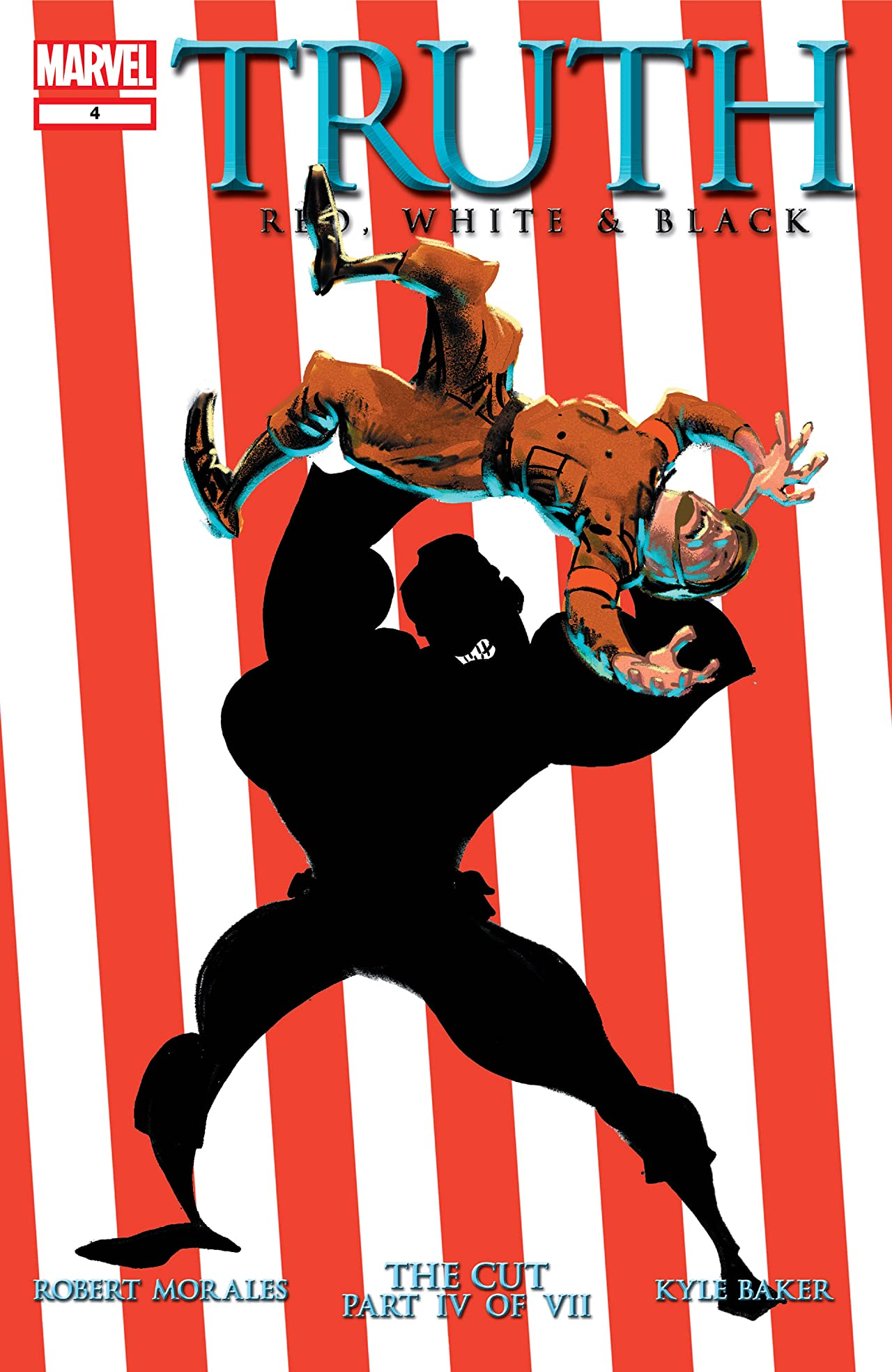 Truth: Red, White and Black (2003) #4