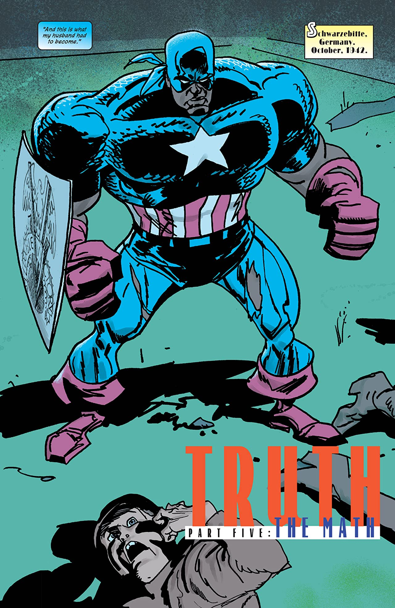 Truth: Red, White and Black (2003) #5
