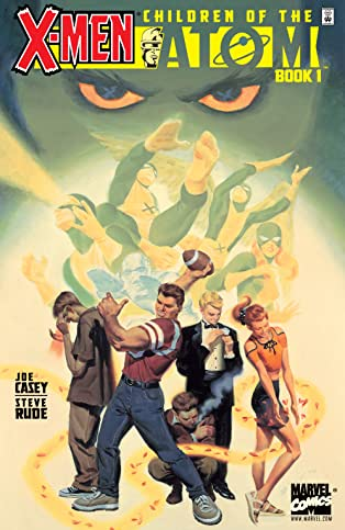 X-Men: Children of the Atom (1999-2000) #1