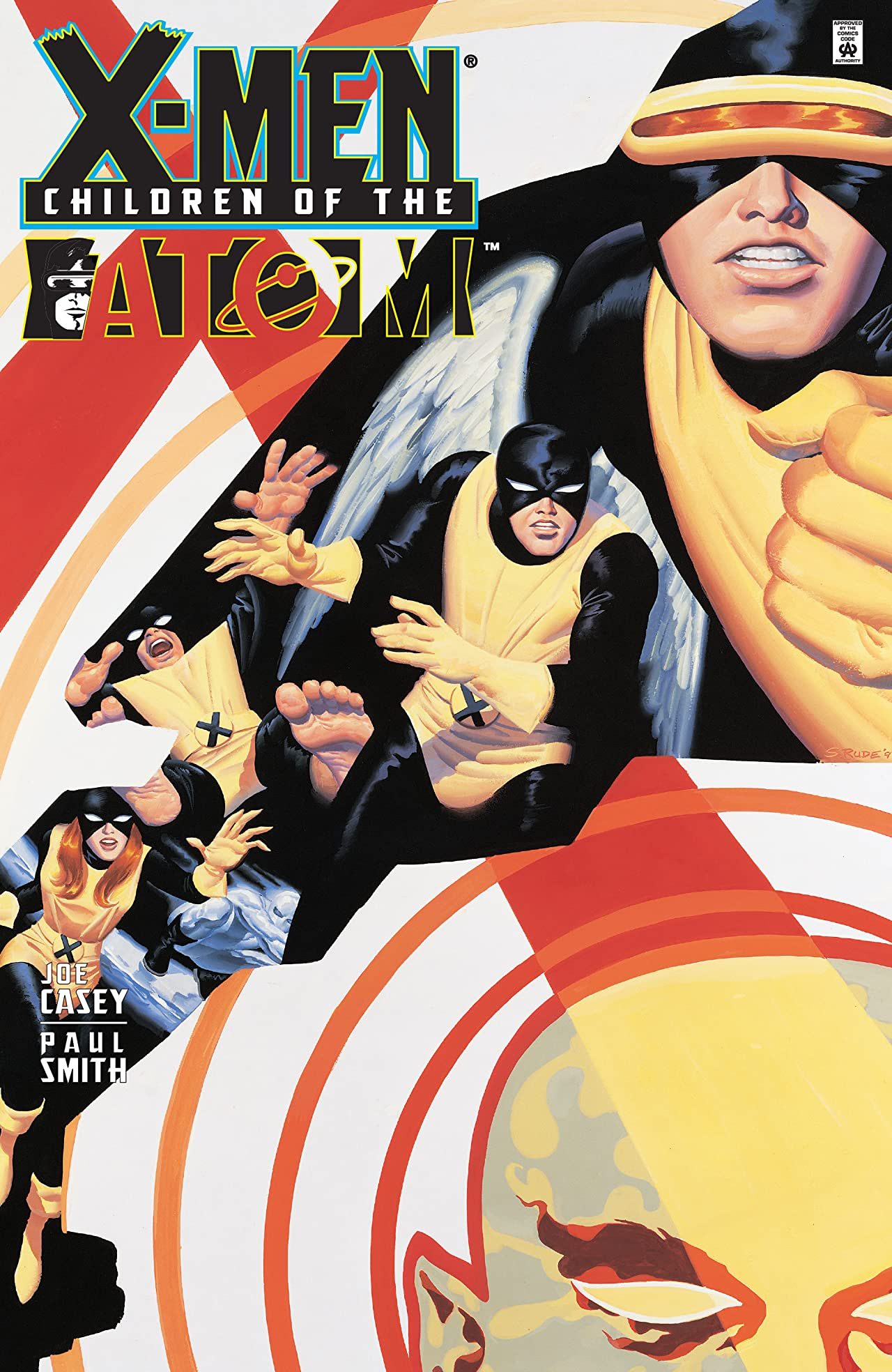 X-Men: Children of the Atom (1999-2000) #4