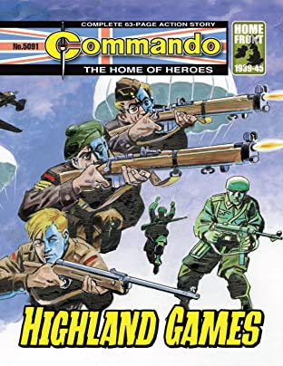 Commando #5091: Highland Games