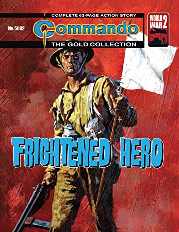 Commando #5092: Frightened Hero