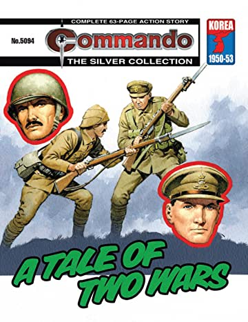 Commando #5094: A Tale Of Two Wars