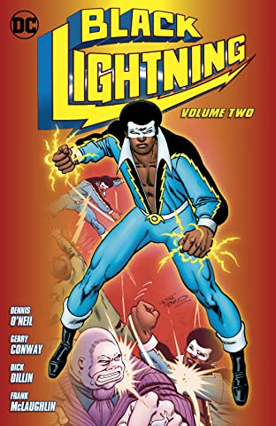 Black Lightning Tome 2