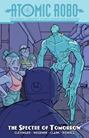 Atomic Robo and the Spectre of Tomorrow No.4