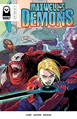 Maxwell's Demons #2