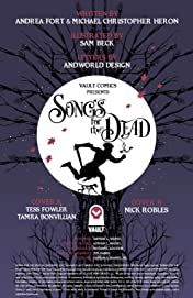 Songs For The Dead #1 (of 4)
