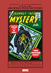 Atlas Era Journey Into Mystery Masterworks Vol. 3
