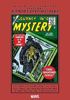 Atlas Era Journey Into Mystery Masterworks Vol. 3