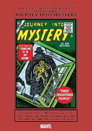 Atlas Era Journey Into Mystery Masterworks Tome 3