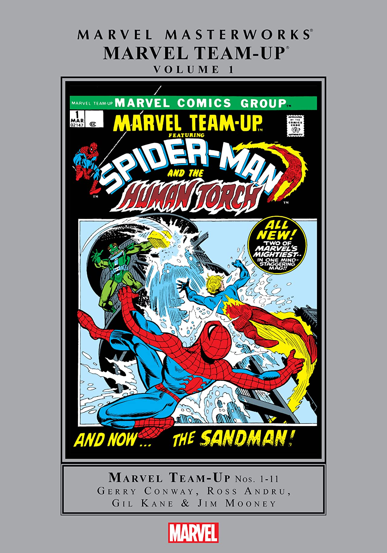 Marvel Team-Up Masterworks Vol. 1