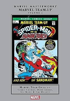 Marvel Team-Up Masterworks Vol. 1
