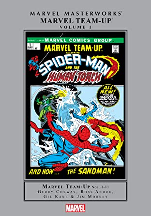 Marvel Team-Up Masterworks Tome 1