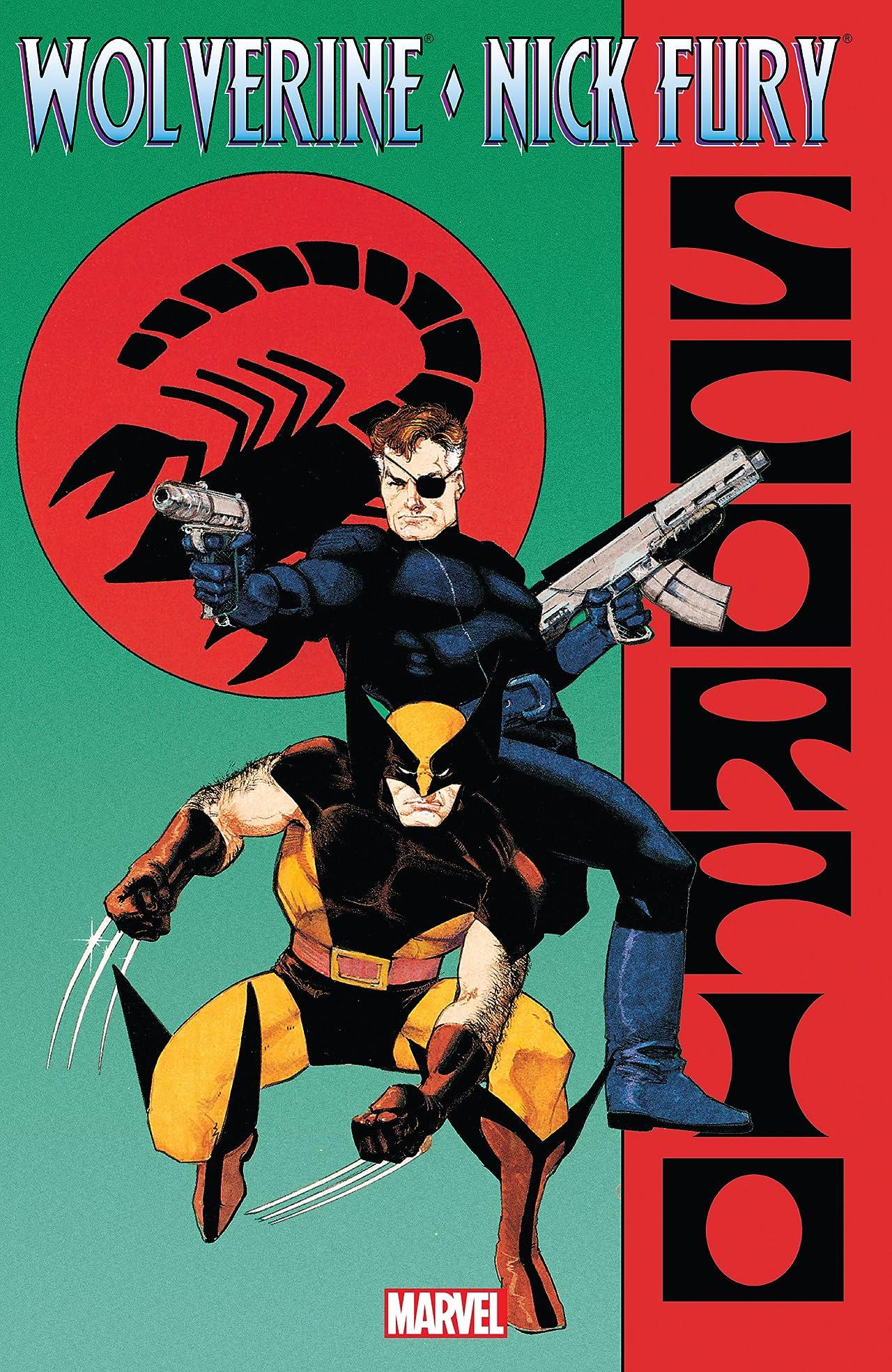 Wolverine & Nicky Fury: Scorpio