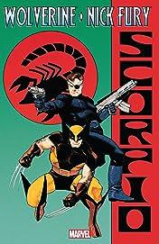 Wolverine & Nick Fury: Scorpio