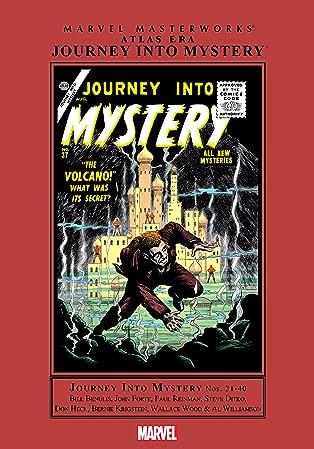 Atlas Era Journey Into Mystery Masterworks Vol. 4
