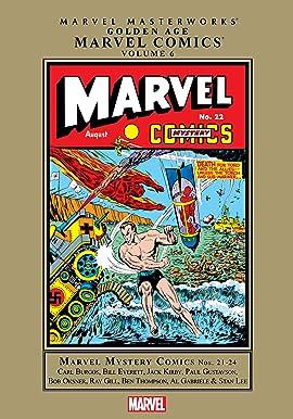Golden Age Marvel Comics Masterworks Vol. 6