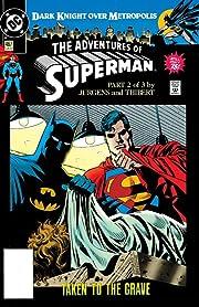 Adventures of Superman (1986-2006) #467