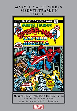 Marvel Team-Up Masterworks Vol. 2