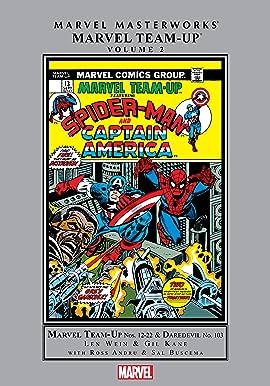 Marvel Team-Up Masterworks Vol. 2