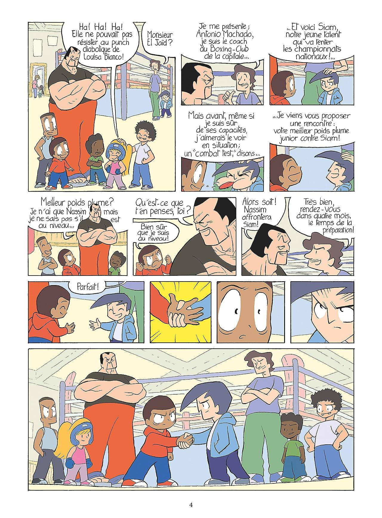 Nas poids plume Vol. 3: L'enfant seul