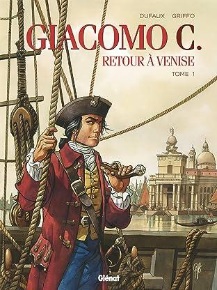 Giacomo C - Retour à Venise Vol. 1
