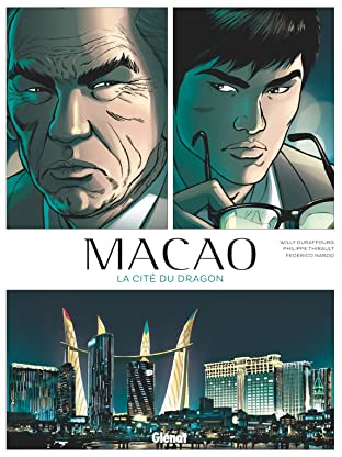 Macao Vol. 1: La Cité du dragon