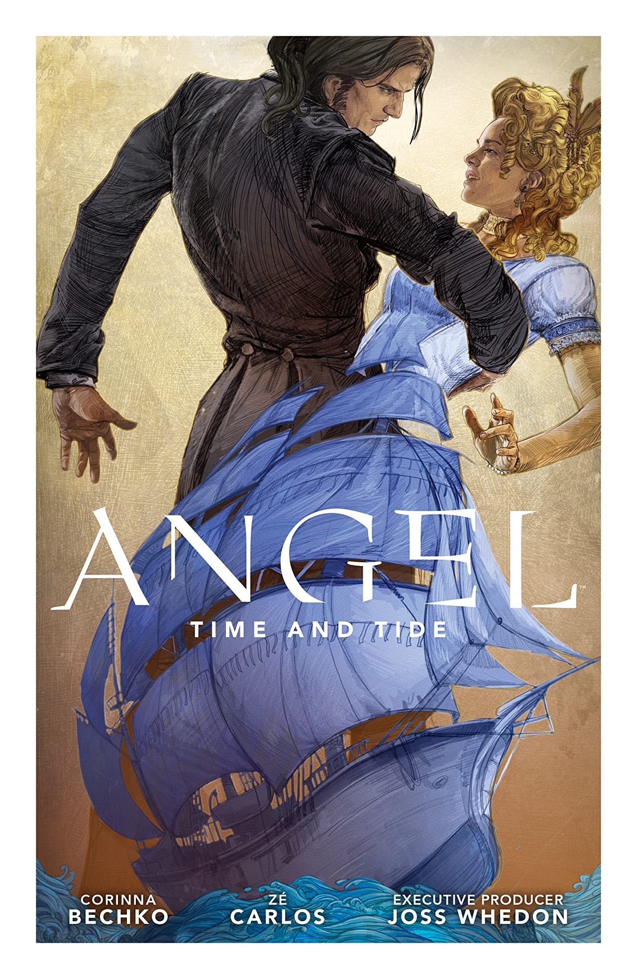 Angel: Season 11 Vol. 2: Time and Tide