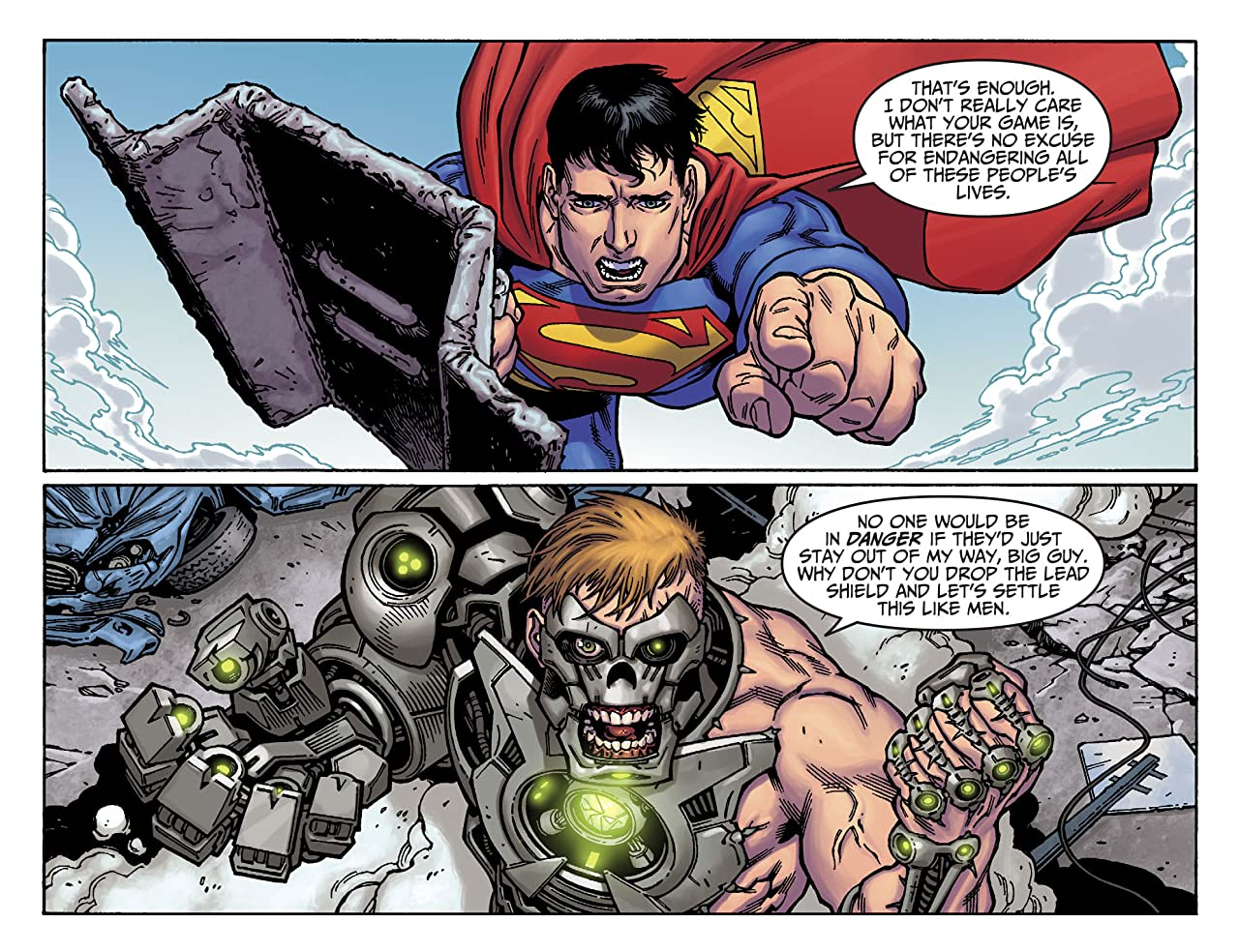 Adventures of Superman (2013-2014) #37
