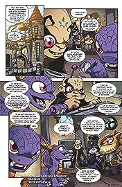 Skylanders Vol. 7: Superchargers (2ème partie)
