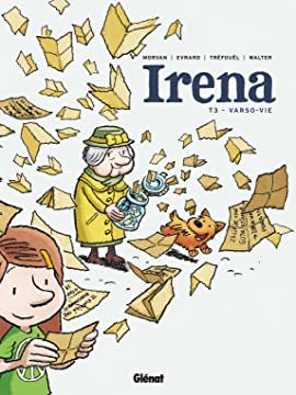 Irena Tome 3: Varso-Vie