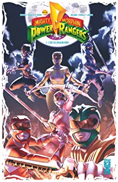 Power Rangers Vol. 2: L'Ère du dragon noir