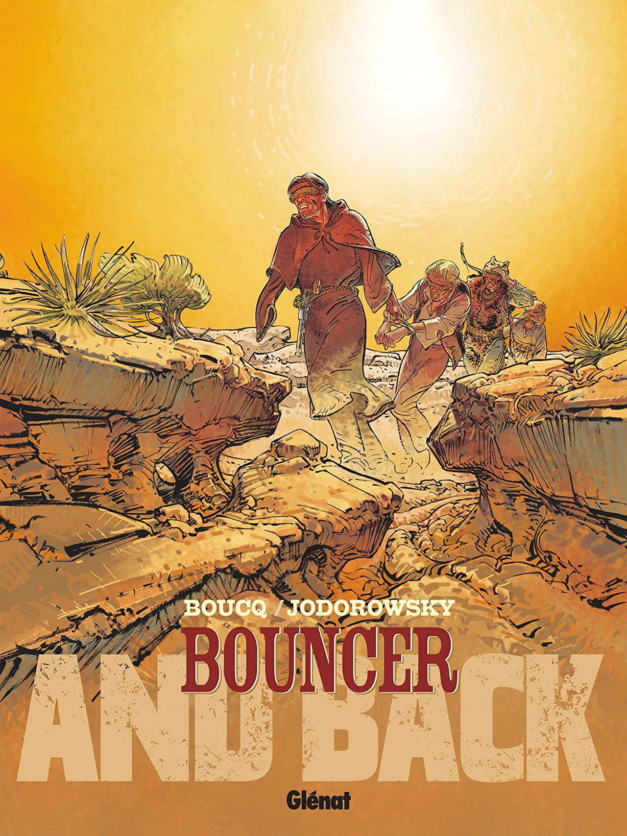Bouncer Vol. 9: And back