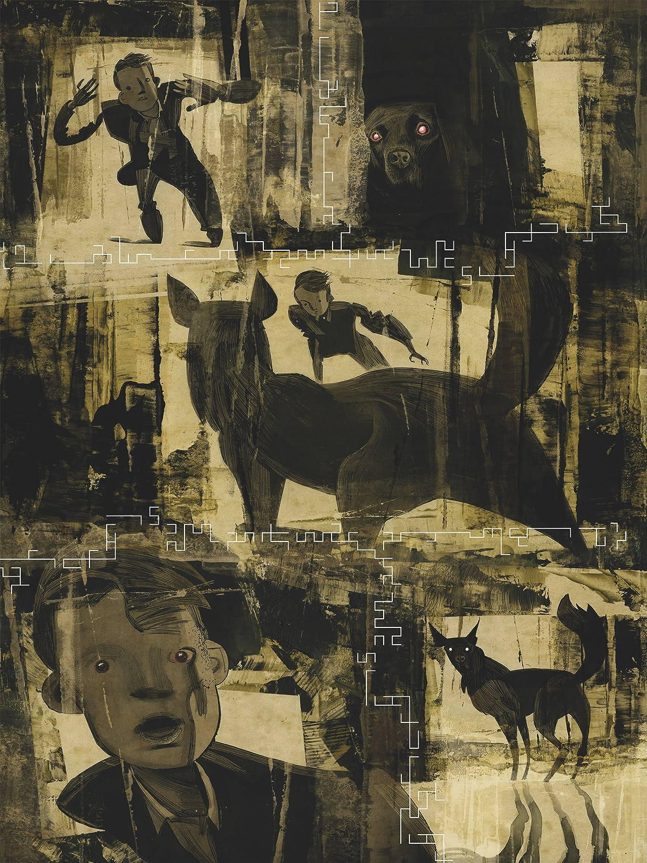 Black Dog, les rêves de Paul Nash