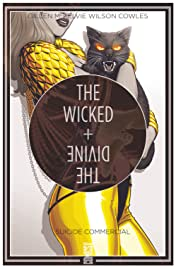 The Wicked + The Divine Vol. 3: Suicide commercial