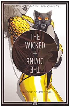 The Wicked + The Divine Tome 3: Suicide commercial