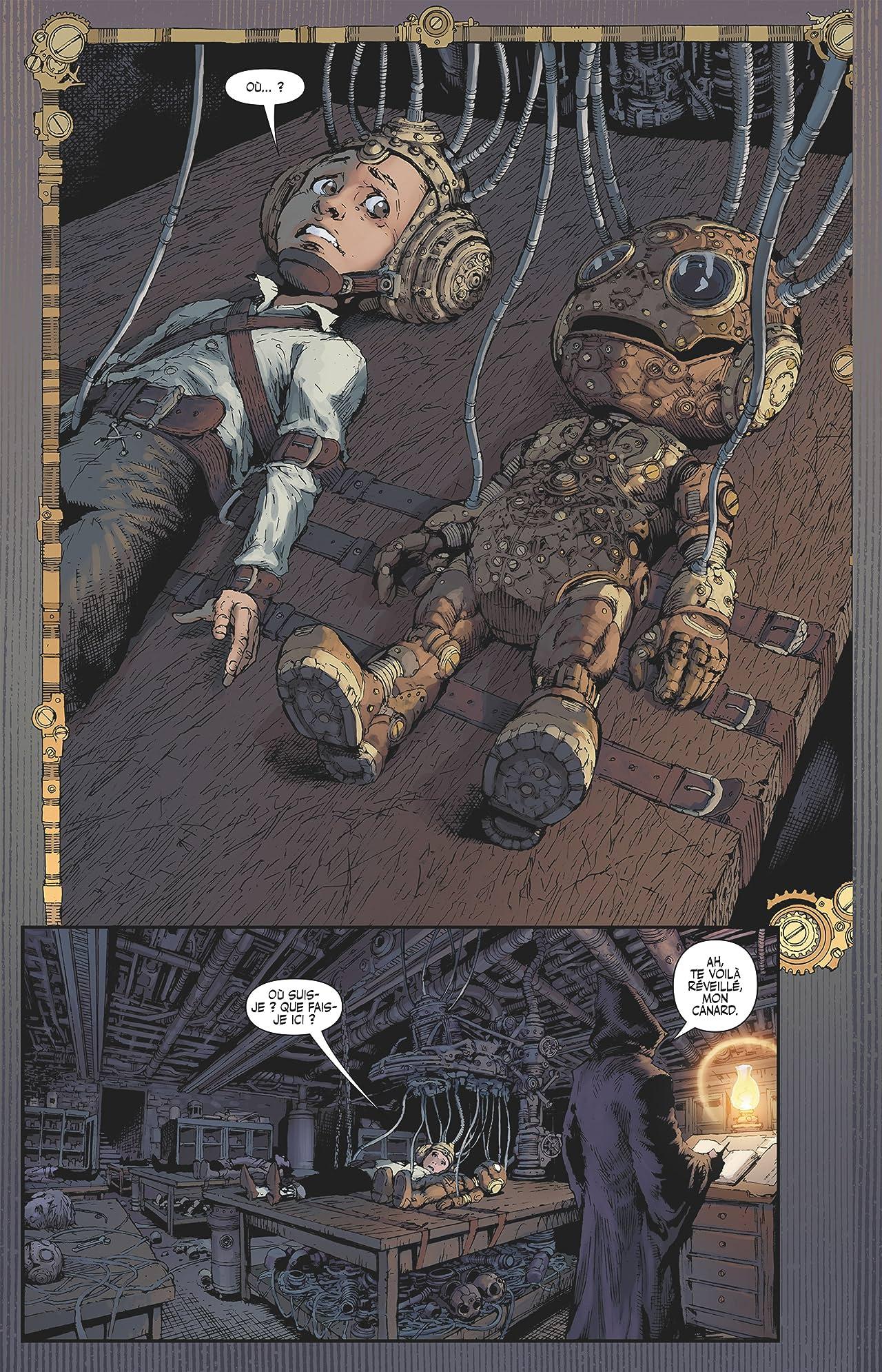 Lady Mechanika Vol. 4: La Dama de la Muerte
