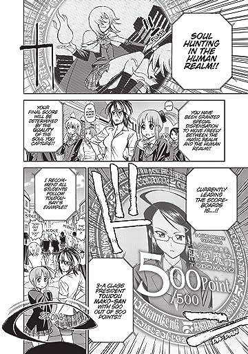 MaMaMa: Magical Director Mako-chan's Magical Guidance Tome 1