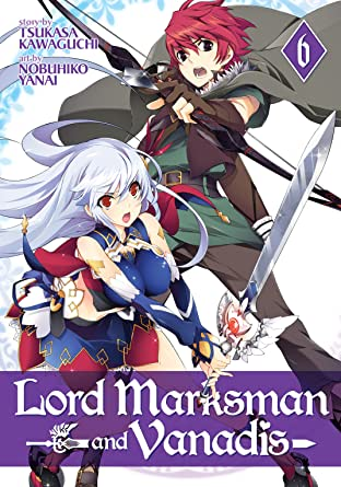 Lord Marksman and Vanadis Vol. 6