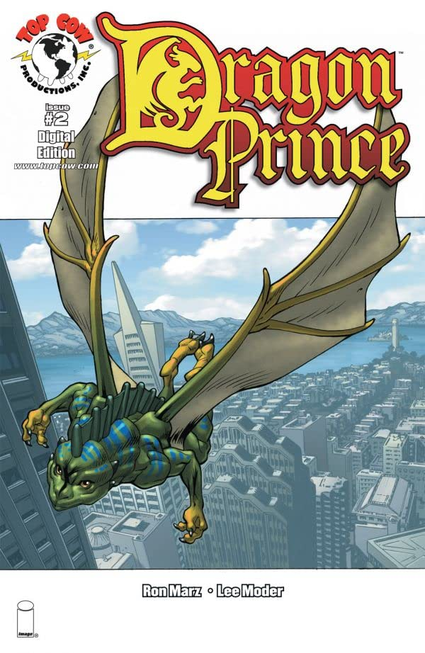 Dragon Prince #2