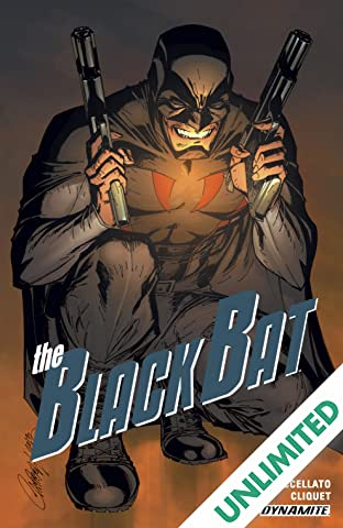 Black Bat Vol. 1: Redemption