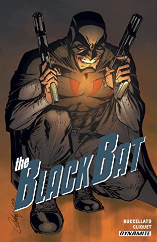 Black Bat Tome 1: Redemption