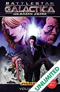 Battlestar Galactica: Season Zero Vol. 2