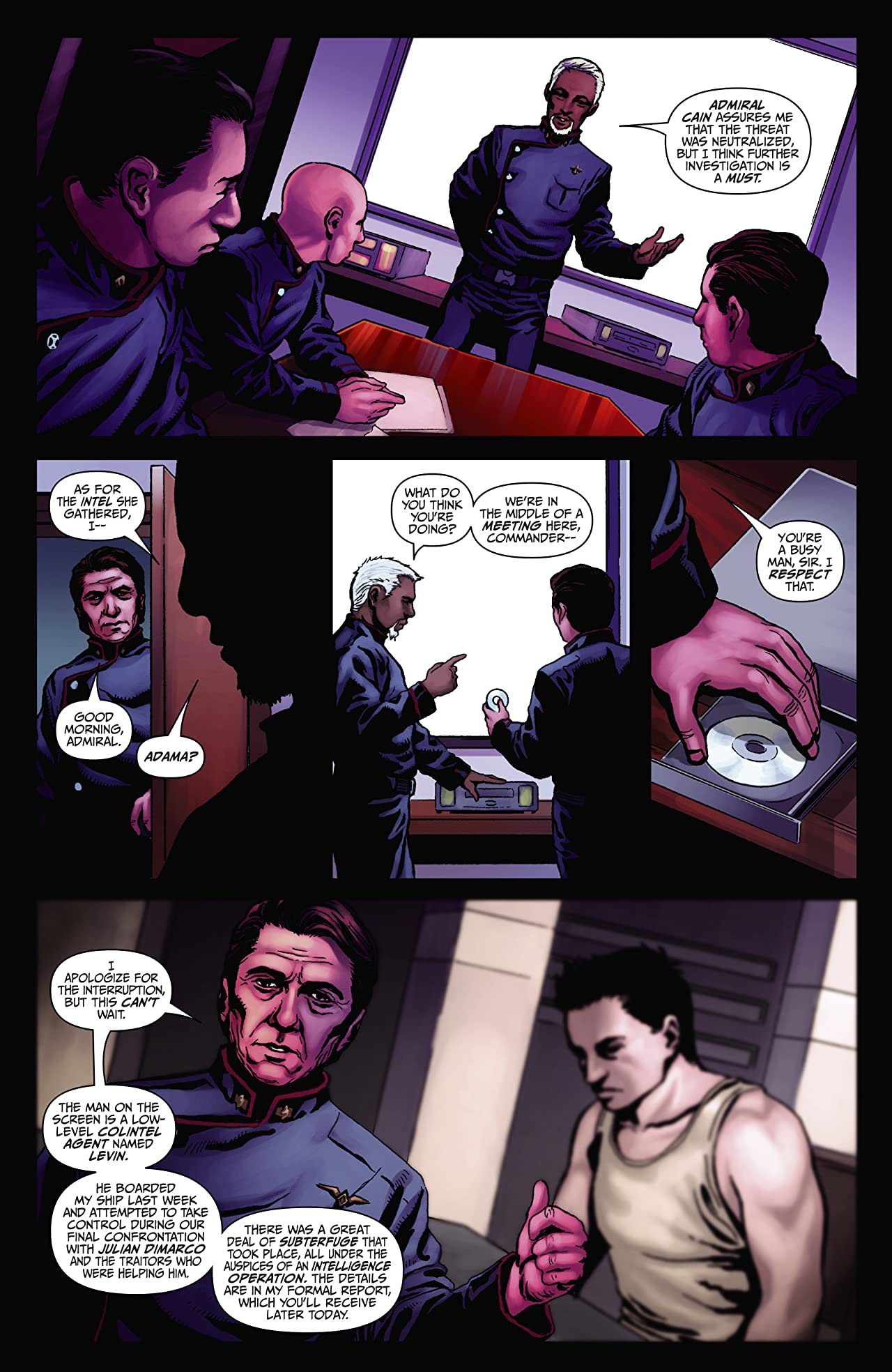 Battlestar Galactica: Season Zero Vol. 2