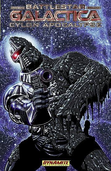 Classic Battlestar Galactica: Cylon Apocalypse Vol. 2