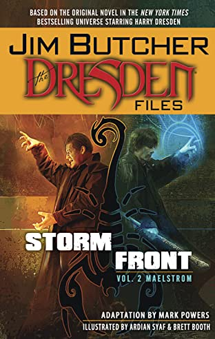 Jim Butcher's The Dresden Files: Storm Front Vol. 2: Maelstrom